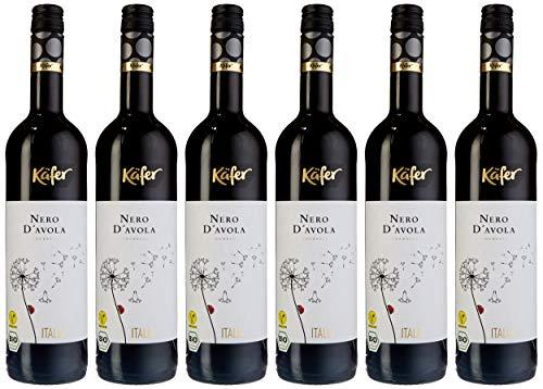 Feinkost Käfer Bio Nero d'Avola (6 x 0.75 l)
