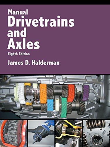 Manual Drivetrains and Axles (2-...