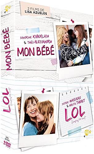 Coffret lisa azuelos 2 films : lol ; mon bébé [FR Import]
