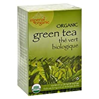 Uncle Lee's Imperial Organic Green Tea with Goji Berry - 18 Tea Bags by Uncle Lee's Tea