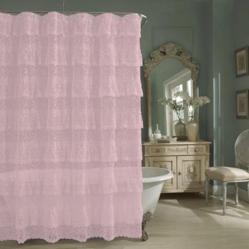 Bestselling Pink Shower Curtains O Curtain It