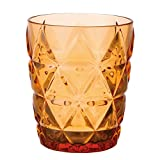 キントー タンブラー TRIA グラス (オレンジ) (TH メーカー)