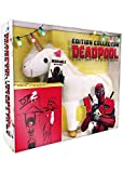 Deadpool 1 + 2 [Édition Limitée boîtier SteelBook-Blu-Ray + Peluche]