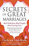 Image of Secrets of Great Marriages: Real Truth from Real Couples about Lasting Love