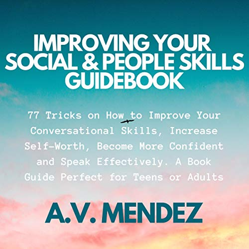 Improving Your Social and People Skills Guidebook copertina