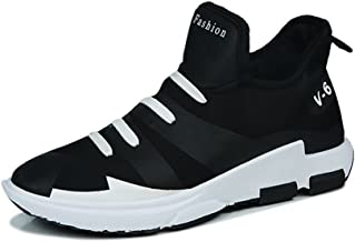 MYHYZZ-Athletic Shoes Men's Athletic Sneakers Are Not Casual with a Pedal Personality to Wear-resistant Sports Shoes Men's Casual Shoes