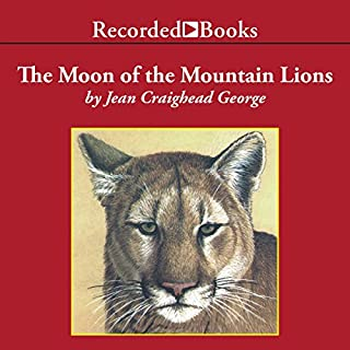 The Moon of the Mountain Lions audiobook cover art