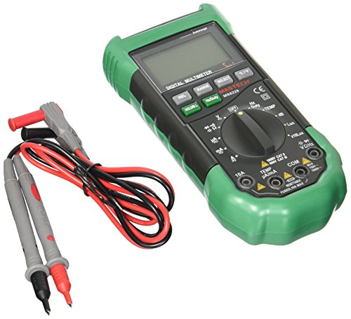 Mastech MS8229- Best Pocket Multimeter
