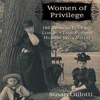 Women of Privilege audiobook cover art