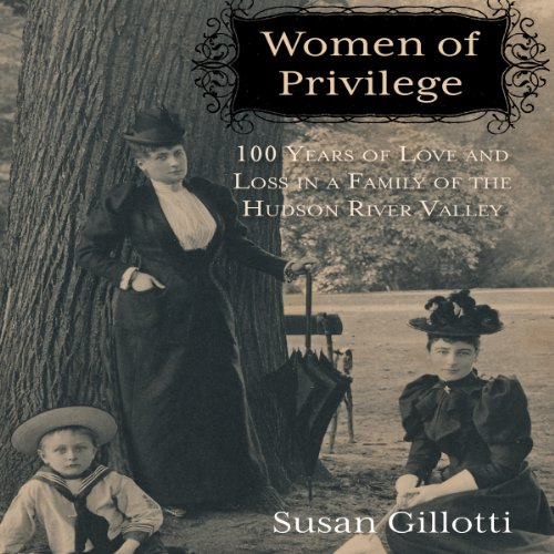 Women of Privilege audiobook cover art