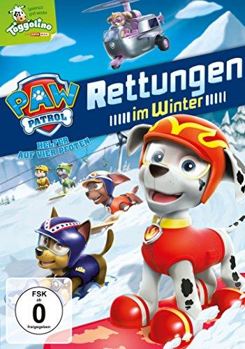 Paw Patrol - Rettungen im Winter