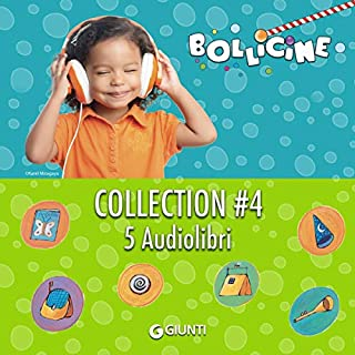Bollicine Collection #4 copertina