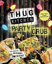 Thug Kitchen Black Bean Torta