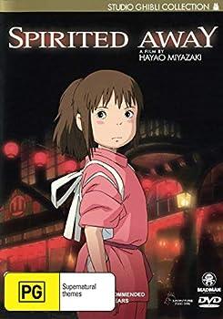 Spirited Away   Anime   Hayao Miyazaki s   NON-USA Format   PAL Region 4 Import - Australia