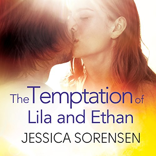The Temptation of Lila and Ethan audiobook cover art