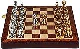 ajedrez bronce