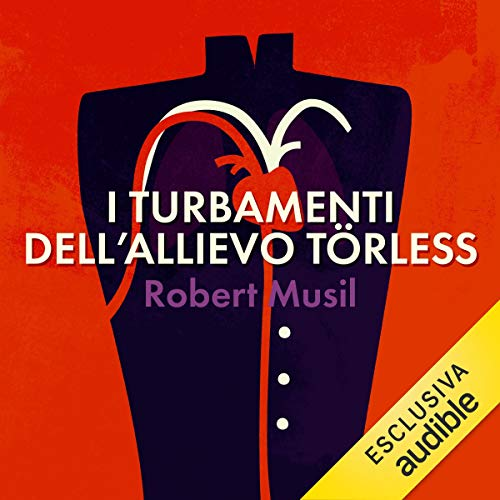 I turbamenti dell'allievo Törless copertina