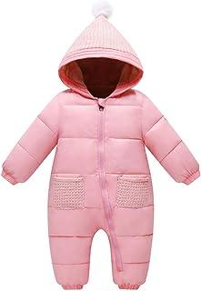 2e72d5cda Amazon.com  0-3 mo. - Snow Wear   Jackets   Coats  Clothing