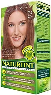 Naturtint Permanent Hair Colour 7.7 Teide Brown (Pack of 6) - Naturtintパーマネントヘアカラー7.7テイデ茶色 (x6) [並行輸入品]