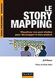 Le story mapping - Visualisez vos user stories pour développer le bon produit - Visualisez vos user stories pour développer le bon produit