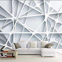 Djskhf 写真の壁紙カスタム壁画壁紙テレビの背景リビングルームのソファ壁紙3Dダイナミックカーブ壁画 400X280Cm