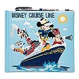 Disney Cruise Line Captain Mickey Autograph Book Photo Album