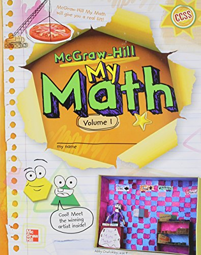 My Math Grade 3 Vol 1 Elementary Math Connects