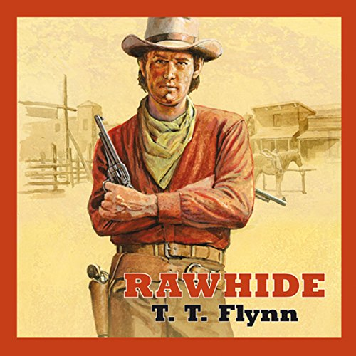 Rawhide audiobook cover art
