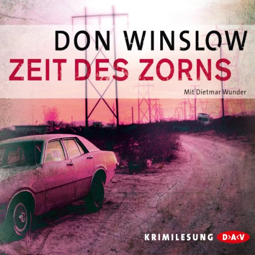 Zeit des Zorns cover art