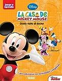 La casa de Mickey Mouse. Goofy visita al doctor: Libro educativo con actividades y pegatinas (Juego y aprendo)