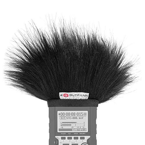 Gutmann Mikrofon Windschutz für Zoom H4n / H4nSP / H4n Pro