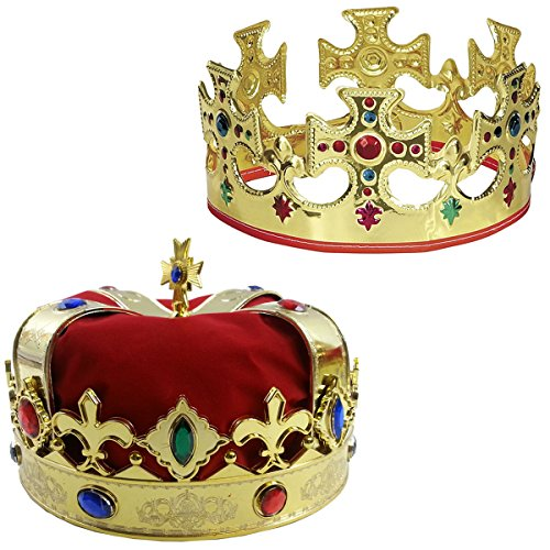 Adjustable King Crowns – Royal Ki…