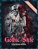 Color Me! - Gothic Style Coloring Book: An Adult Book For Relaxation And Relieve Stress