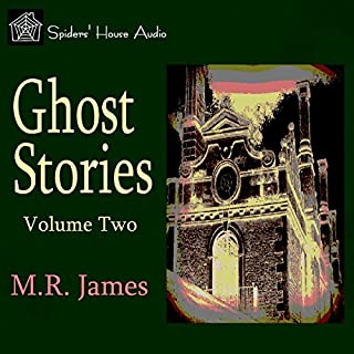 Ghost Stories - Volume Two cover art