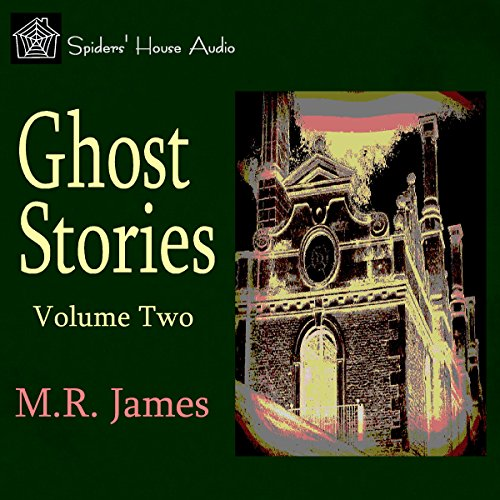 Ghost Stories - Volume Two audiobook cover art