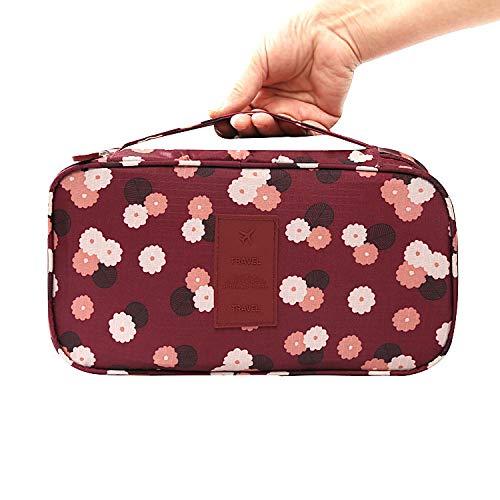 XACXYDP Travel Bra Bag Multifunktionale UnterwäSche HöSchen Aufbewahrungstasche