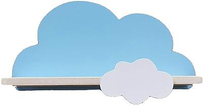 Bainba Estantería Infantil Nube (Nube, Rosa): Amazon.es: Hogar