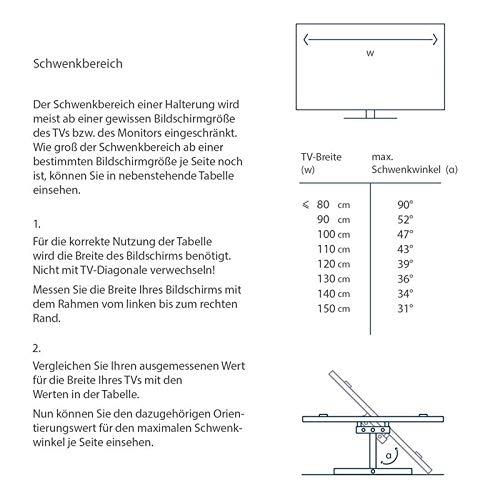 Soporte de Mesa para Monitor de Aluminio Extensible de 7,3 cm a 41 cm inclinable 12° girable 180° para Samsung 28