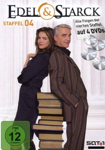 Edel & Starck - Partner wider Willen (4. Staffel, 13 Folgen) [4 DVDs]