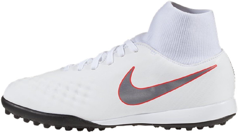 Nike Unisex-Erwachsene Magista Obra X 2 Academy Df Tf Jr Ah7318 Fußballschuhe Elegant und feierlich