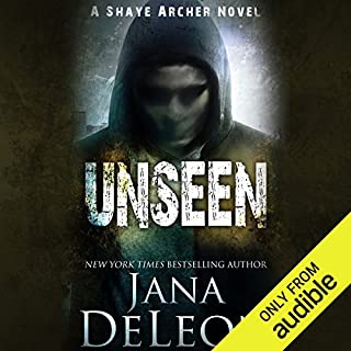 Unseen                   Written by:                                                                                                                                 Jana DeLeon                               Narrated by:                                                                                                                                 Julie McKay                      Length: 8 hrs and 3 mins     6 ratings     Overall 5.0