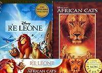 Il Re Leone (SE) / African Cats (2 Dvd) [Italian Edition]