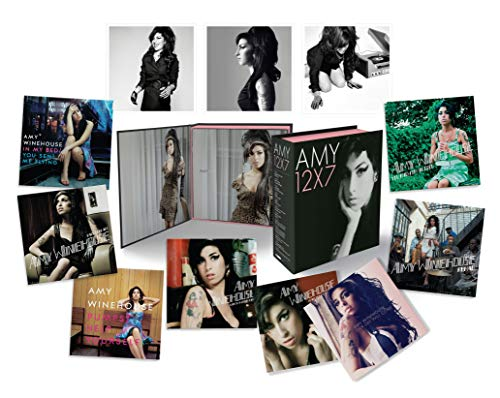 """12x7: The Singles Collection [12 7"""" Singles Box Set]"""