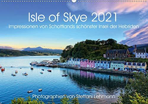 Isle of Skye 2021. Impressionen von Schottlands schönster Insel der Hebriden (Wandkalender 2021 DIN A2 quer)