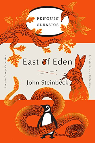 Compare Textbook Prices for East of Eden: Penguin Orange Collection Illustrated Edition ISBN 9780143129486 by Steinbeck, John