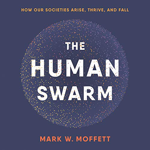 The Human Swarm  By  cover art