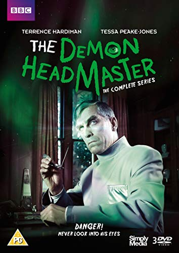 The Demon Headmaster - The Complete Series [DVD]