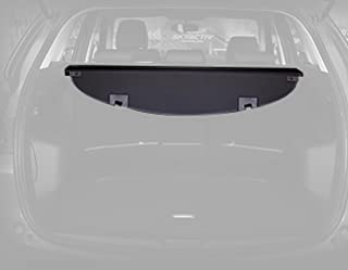 Caartonn Cargo cover for 2017 2018 Mazda CX-5 Trunk Retractable Cargo Luggage Security Shade Cover Shield Black