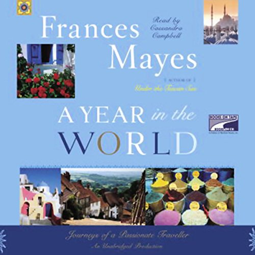 A Year in the World audiobook cover art