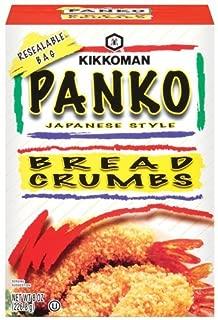 Kikkoman, Panko Bread Crumbs, 8oz Box (Pack of 3)